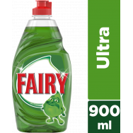 Fairy Ultra Original Υγρό Πιάτων 900ml