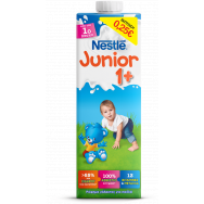 Nestle Junior 1+ Γάλα 1lt -0,25€