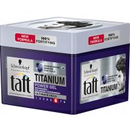 Taft Power Gel Titanium 250ml