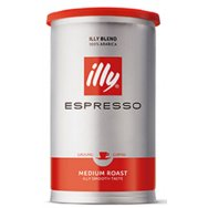 Illy Καφές Espresso Soft Can Αλεσμένος 200gr