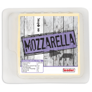 Leader Mozzarella Φέτες 200gr
