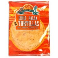 Cantina Mexicana Tortillas Τσίλι 240gr