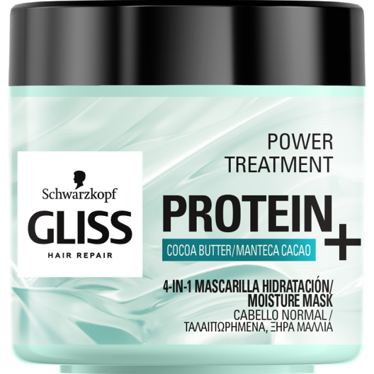 Gliss Power Treatment Cocoa Butter Μάσκα 400γρ