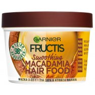 Fructis Hair Food Μάσκα Μαλλιών Macademia 390ml