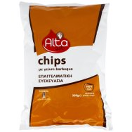 Alta Gusto Chips Barbeque 300gr