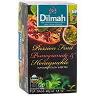 Dilmah Black Tea Passion Fruit Pomegranate 20 φακελάκια
