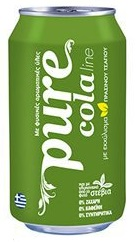 Pure Cola Line 330ml