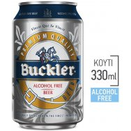 Buckler Alcohol Free Μπύρα Κουτί 330ml