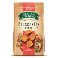 Monetti Bruschette Pizza 70gr