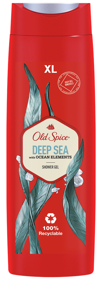 Old Spice Deep Sea Ντους 400ml
