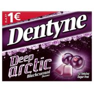 Dentyne Deep Arctic Blackcurrant 16.5gr