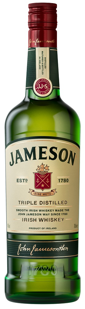 Jameson Irish Whisky 700ml