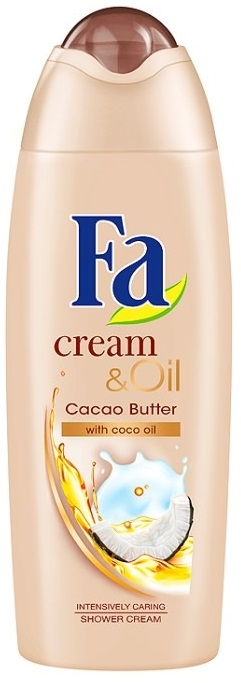 Fa Foam Bath Cream & Oil Cacao & Coco 750ml