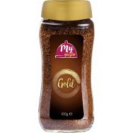 My Gusto Gold Στιγμιαίος Καφές 100gr