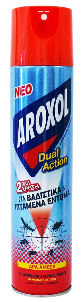 Aroxol Dual Action Spray 300ml