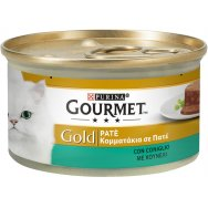 Gourmet Gold Πατέ Κουνέλι 85gr