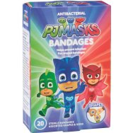 Pj Masks Strips 76x19mm 20Τεμάχια