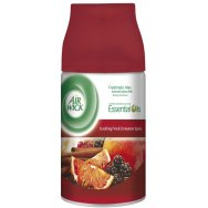 Airwick Freshmatic Ανταλ/κό Crackling fire & Cinnamon Spice 250ml