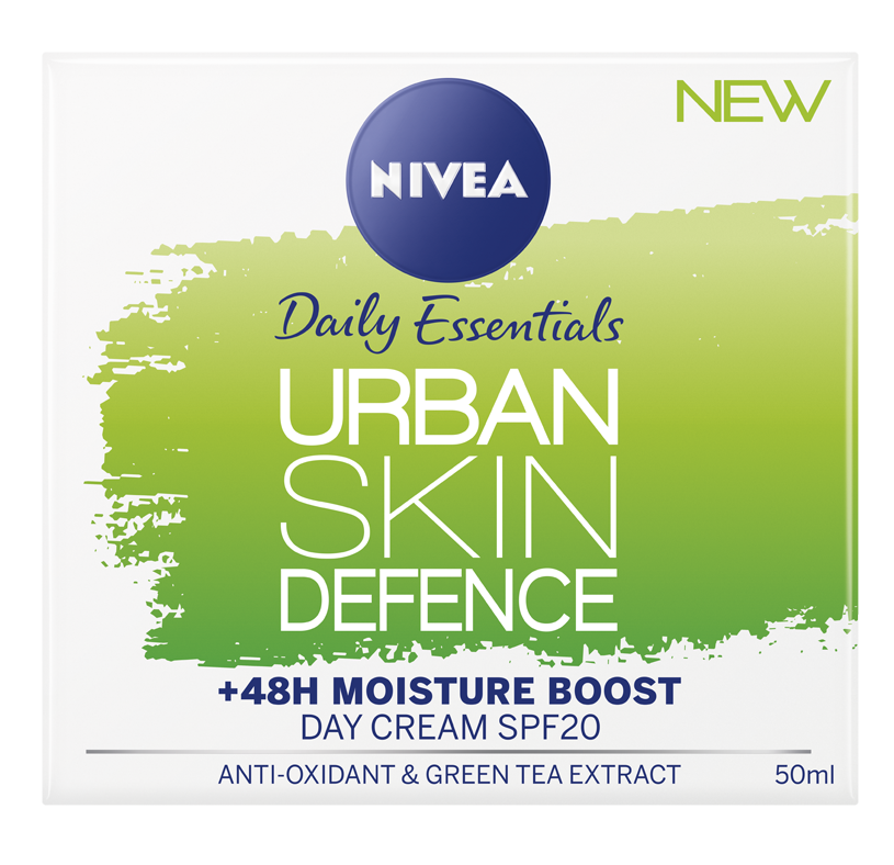 Nivea Essential Urban Skin Defense Κρέμα Ημέρας 50ml