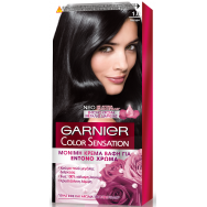 Garnier Color Sensation No 1.0 Μαύρο 40ml