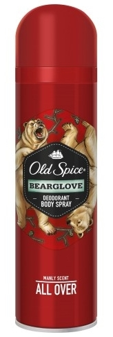 Old Spice Bearglove Antiperspirant Αποσμητικό Spray 150ml
