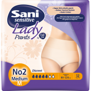 Sani Lady Pants N.2 Medium 12Τεμάχια