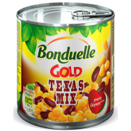 Bonduelle Gold Texas Mix 340gr