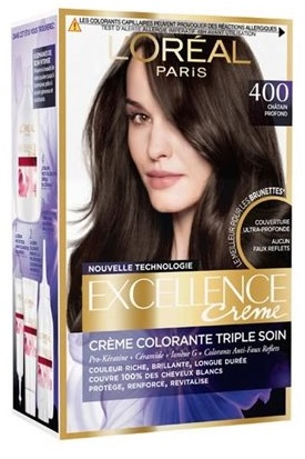 L'OREAL Excellence Βαφή Μαλλιών Ν. 400
