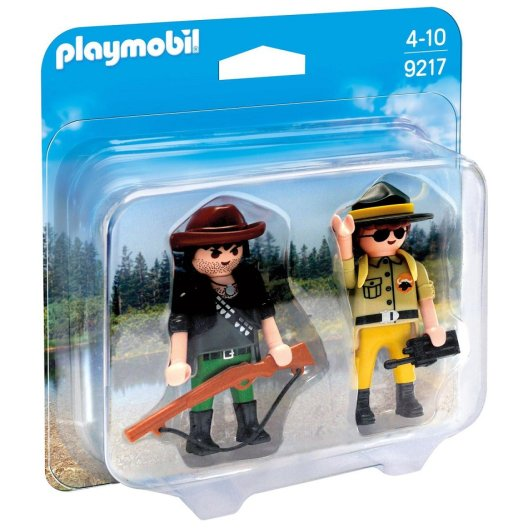 Playmobil Duo Pack Αγοριών