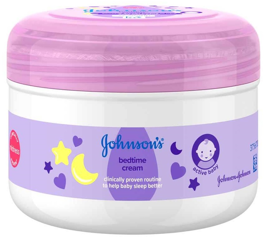 Johnson's Bed Time Κρέμα 200ml