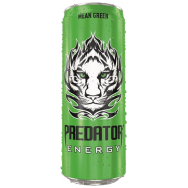 Predator Energy Mean Green 250ml