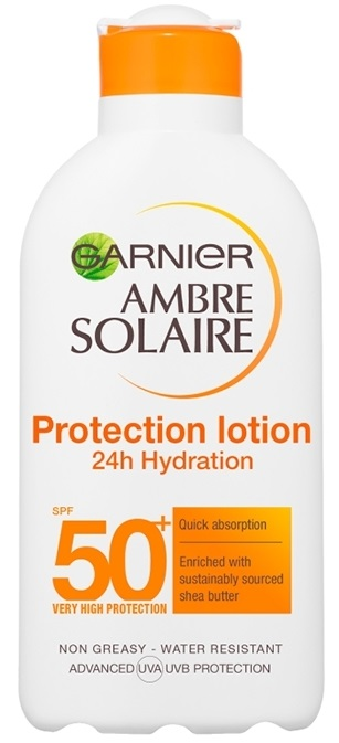 Ambre Solaire Aντηλιακό Γαλάκτωμα SPF50 200ml