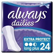 Always Dailies Extra Protect Long Plus Σερβιετάκια 24 τεμ.