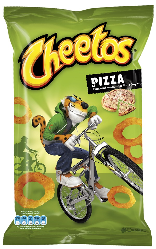 Cheetos Pizza 97gr