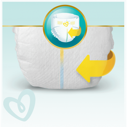 Pampers Πάνες Premium Care Carry Pack (26τεμ) Νo1 (2-5kg)