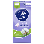 Everyday All Cotton Σερβιετάκια Normal 30 τεμάχια