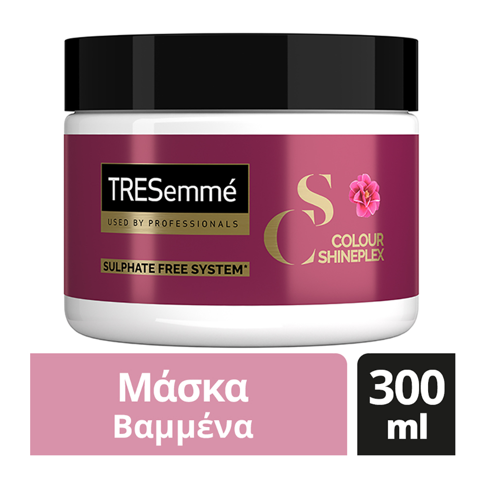 Tresemme Sulphfate Free Μάσκα Βαμμένα Μαλλιά 300ml
