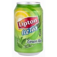 Lipton Ice Green Tea 330ml 5+1 Δώρο