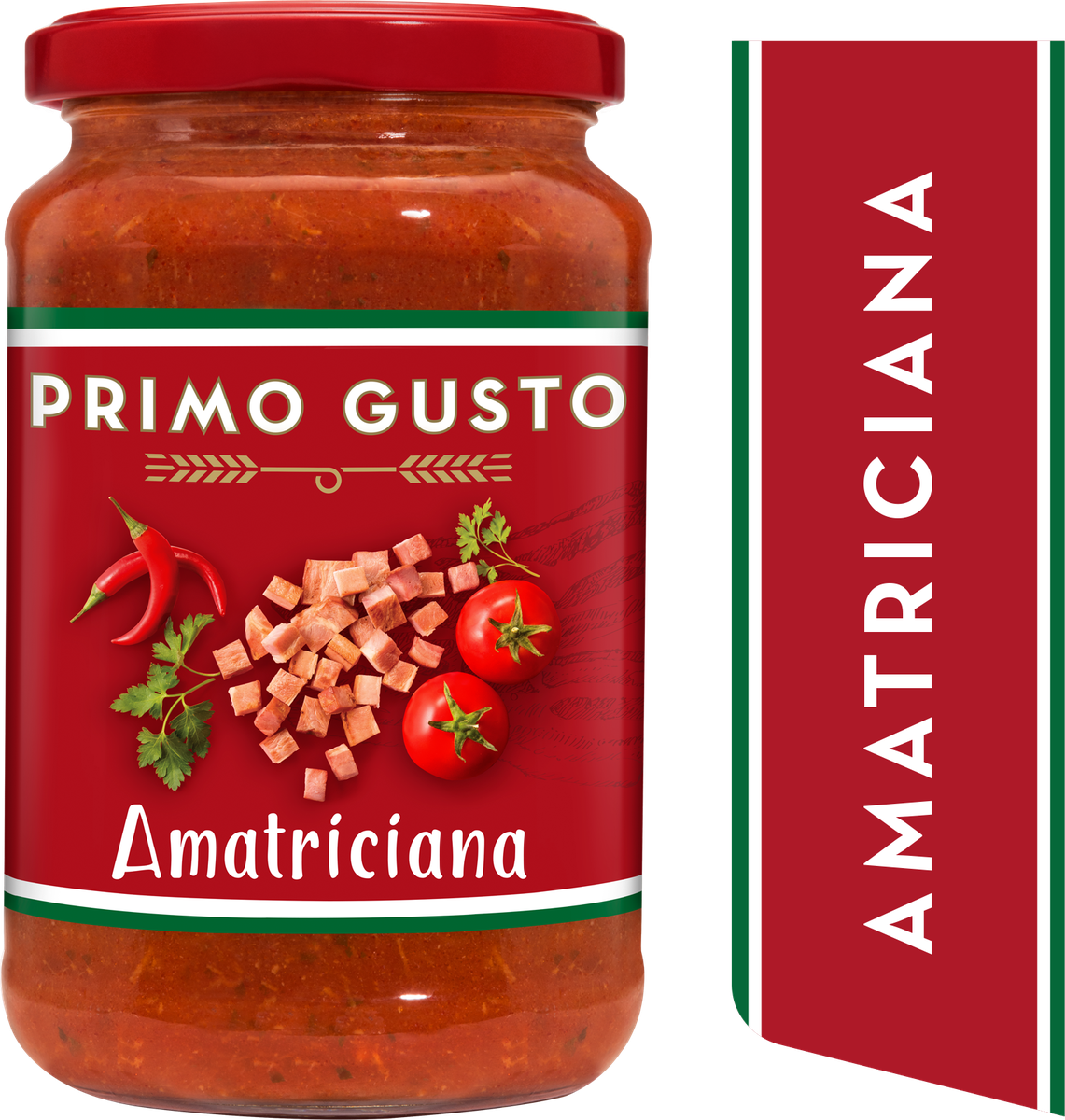 Primo Gusto Σάλτσα Amatriciana 350gr