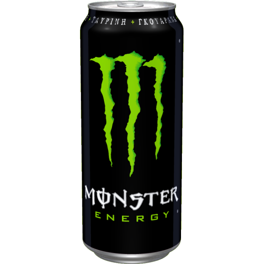 Monster Energy 500ml 1 τεμ