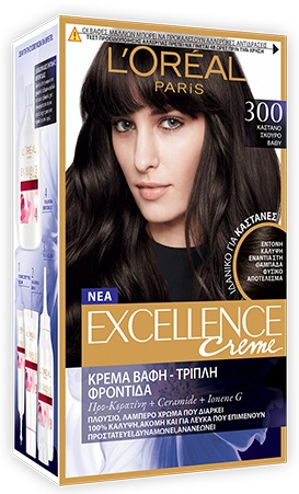 L'OREAL Excellence Βαφή Μαλλιών Νο300