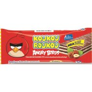 Koukouroukou Γκοφρέτα Angry Birds 25gr