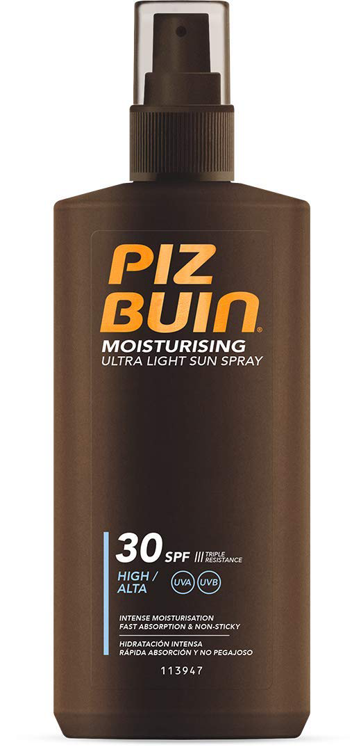 Piz Buin In Sun Spray SPF30 200ml