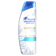 H&S Σαμπουάν Supreme Pure & Nour 300ml