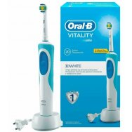 Oral B Vitality 3D White Επαναφορτιζόμενη Οδοντόβουρτσα