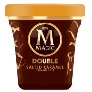 Algida Magic Παγωτό Double Caramel 310gr (440ml)