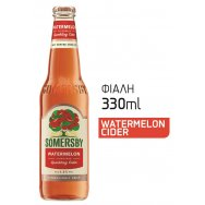 Somersby Μηλίτης Watermelon 330ml