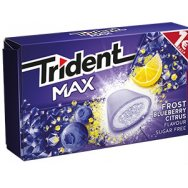 Trident Max Frost Blueberry Citrus