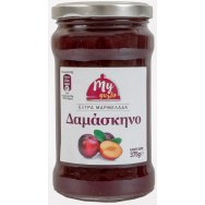 My Gusto Μαρμελάδα Extra Δαμάσκηνο 375gr