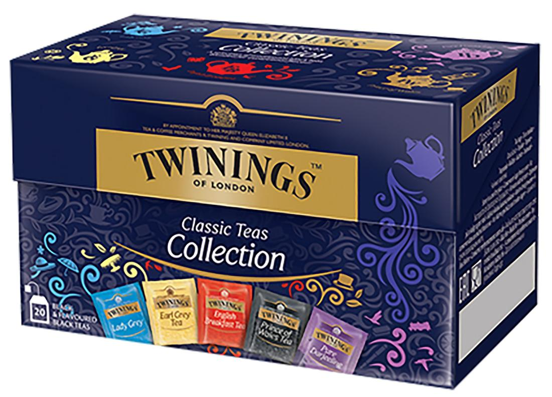 Twinnigs Classic Teas Collection 20φακελάκια